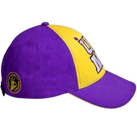 reputable site 4244c cb7d9 ... cheap wwe john cena persevere baseball cap purple yellow 96b10 7a3a3